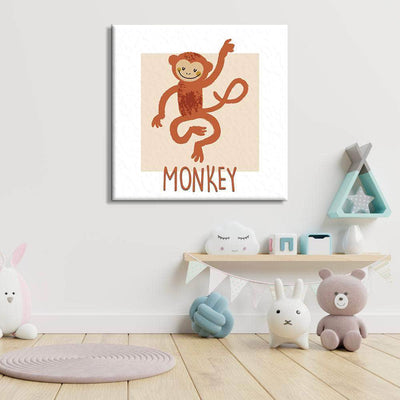 Picta Kids Kids Animals - Monkey