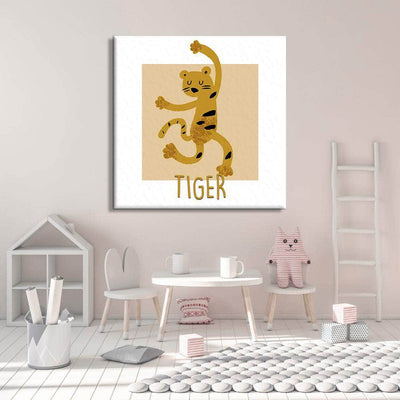 Picta Kids Kids Animals - Tiger