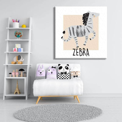 Picta Kids Kids Animals - Zebra