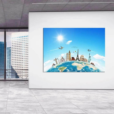 Around The World - PICTA DESIGN