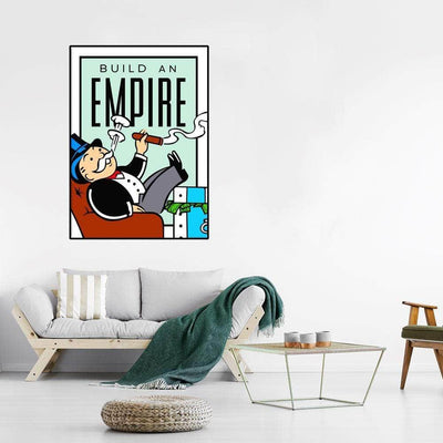 Build An Empire - PICTA DESIGN