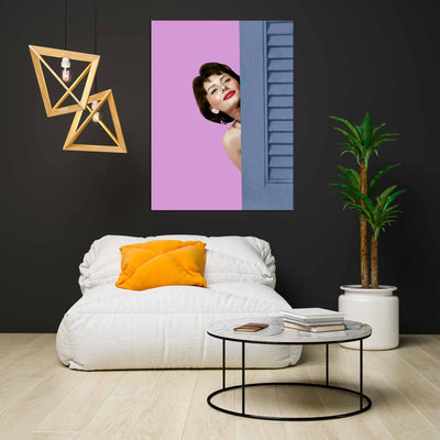 Colorful Sophia Loren - PICTA DESIGN