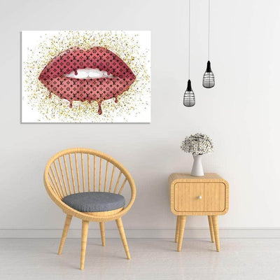 LV Lips - PICTA DESIGN