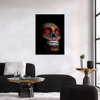 Mexican Skull - PICTA DESIGN
