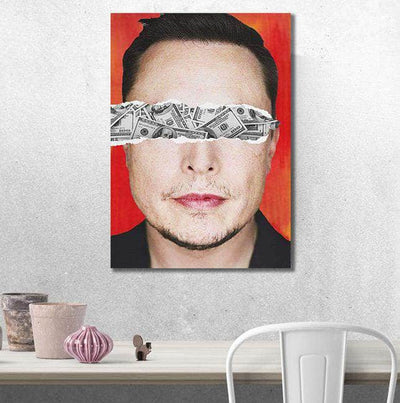 Picta Design motivational Money Musk