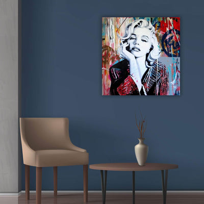 Picta Design Fashion Icons Pop Marilyn