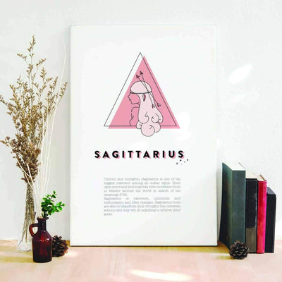 Sagittarius - PICTA DESIGN