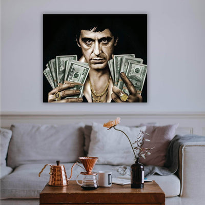 Picta Design motivational Scarface