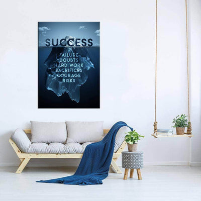 Success (Iceberg) - PICTA DESIGN