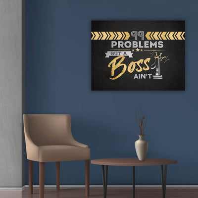 Picta Design motivational The Boss