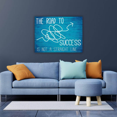 Picta Design motivational The Road to Success
