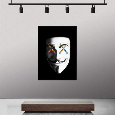 V per Vendetta - PICTA DESIGN