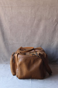 maluti duffel in tan