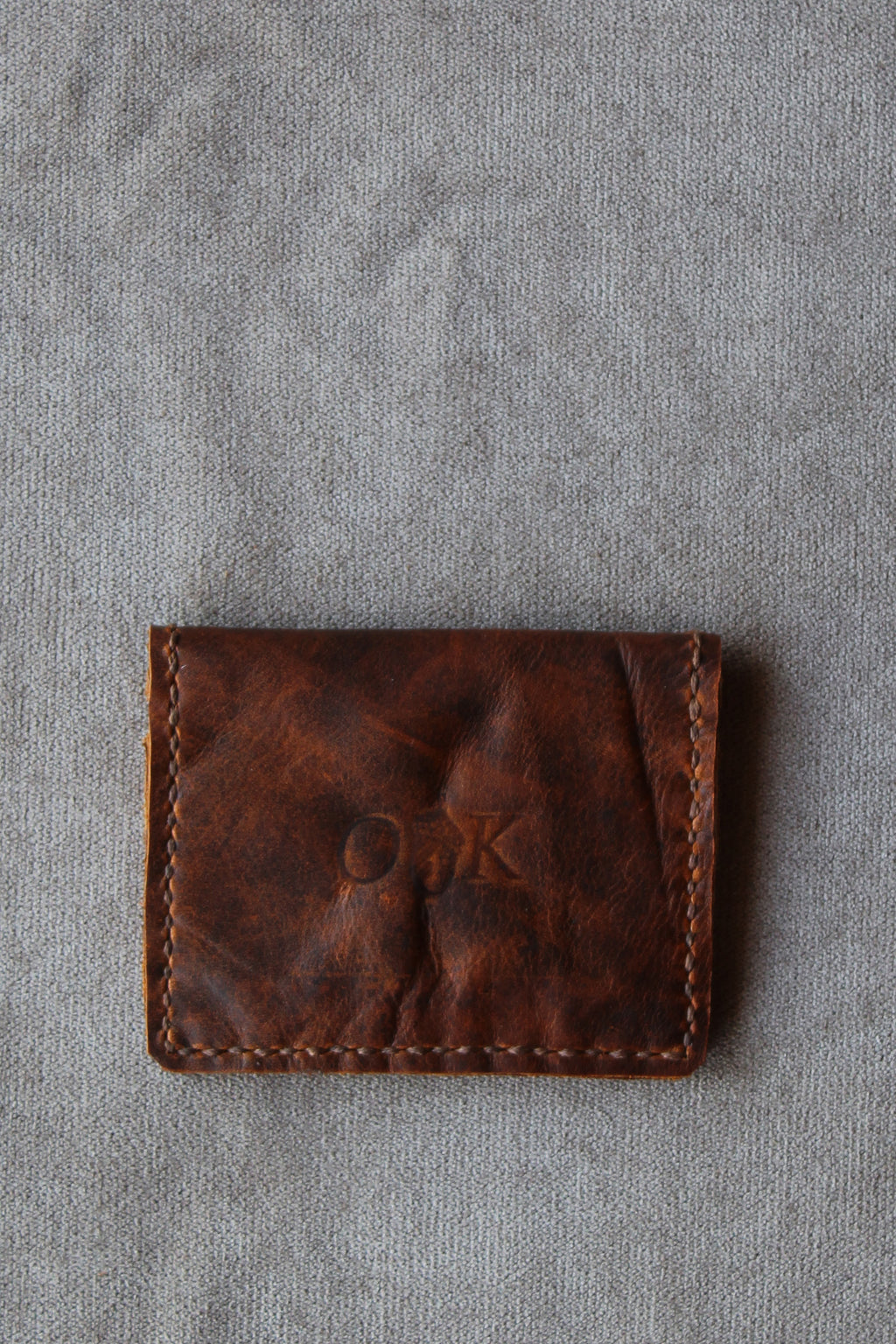 photo of the slim wallet