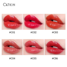 Lade das Bild in den Galerie-Viewer, Catkin Peatherklike liquid Lipstick  (6pcs Set)