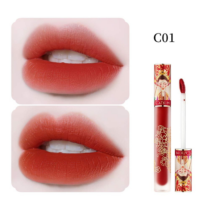catkin pretty lightness liquid lipstick