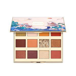 12-color  eyeshadow palette C01