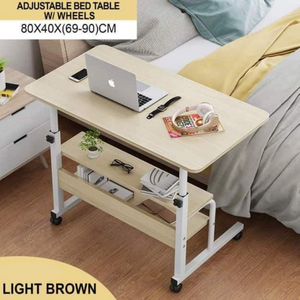 Adjustable Table with Shelves - SC111