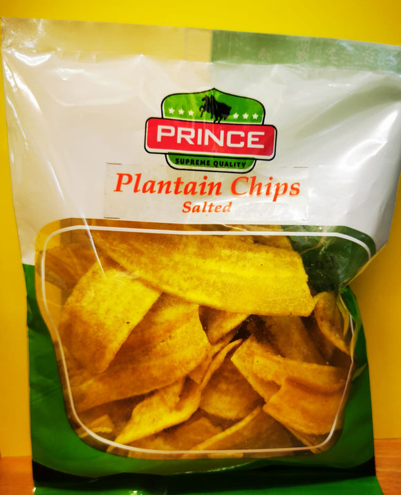 Prince Plantain chips (Salted) 70gm