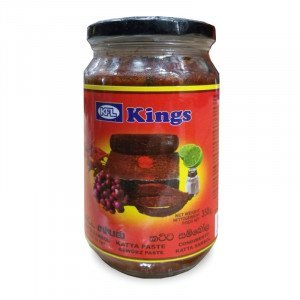 Kings Katta Sambhol Paste 350g