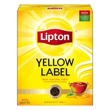 Lipton Yellow Label Tea Bags 37.5gm