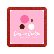 Load image into Gallery viewer, Custom Cookie Order - The Sugar Cookie