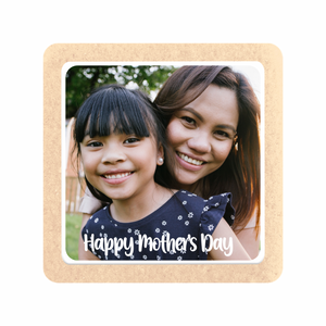 Mother's Day Photo Cookies
