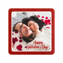Load image into Gallery viewer, Valentine Photo Cookies