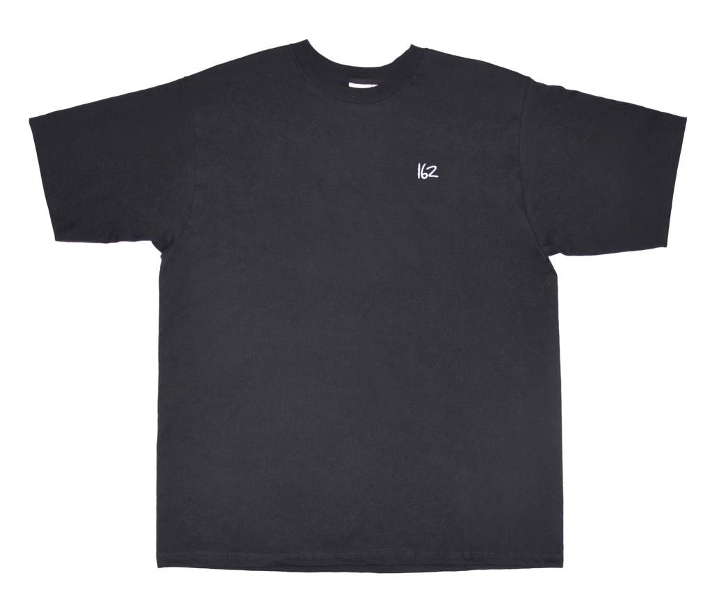 162 Logo T-shirt Black