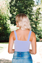 Load image into Gallery viewer, Adore You Crop Top - Lilac