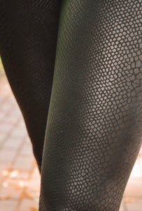 Hissy Fit Leggings - Snakeskin