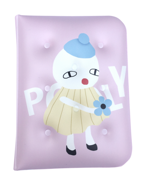 Polly Pillow Note Book