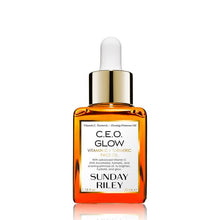Load image into Gallery viewer, C.E.O. Glow Vitamin C + Turmeric Face Oil