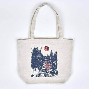 Harvest Moon Tote Bag (recycled cotton)