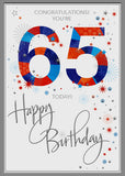 65th - Words and Wishes