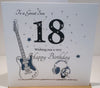18th Birthday Card For A Great Son - HerbysGifts.com