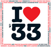 I Love 1933 Birthday Greeting Card and 1933 Compilation CD - HerbysGifts.com