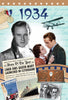 1934 Birthday News Footage Documentary DVD Gift & Year Greeting Card-Herbysgifts.com