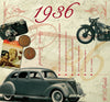 1936 Classic Years CD Card-Herbysgifts.com