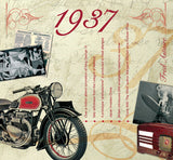 1937 Classic Years CD Card-herbysgifts.com