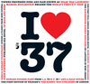 1937 I Heart CD Greeting card-herbysgifts.com
