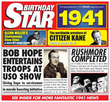1941 Birthday Star CD - Herbysgifts.com