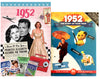 1952 Time of Life DVD Card and 1952 Story of Your Year CD Set - HerbysGifts.com