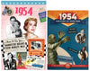 1954 Time of Life DVD Card and 1954 Story of Your Year CD Set - HerbysGifts.com