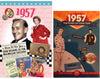 1957 Time of Life DVD Card and 1957 Story of Your Year CD Set - HerbysGifts.com