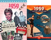 1959 Time of Life DVD Card and 1959 Story of Your Year CD Set - HerbysGifts.com