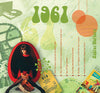 1961 Classic Years CD Card-HerbysGifts.com