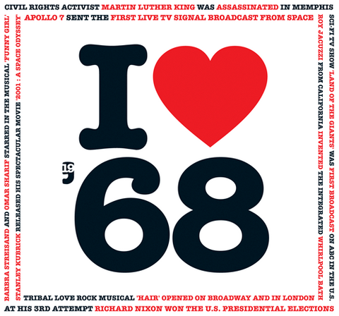 1968 I Heart CD Card-HerbysGifts.com