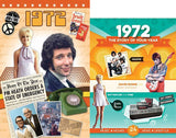 1972 Time of Life DVD Card and 1972 Story of Your Year CD Set - HerbysGifts.com