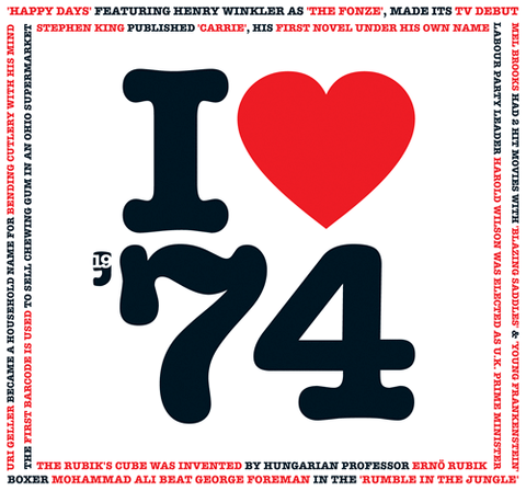 1974 I Heart CD Card-HerbysGifts.com